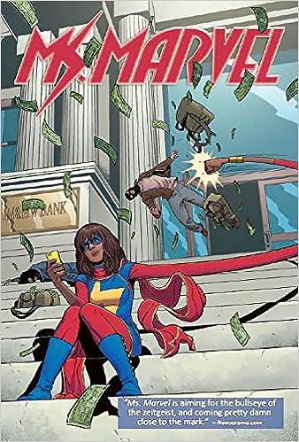 Amazon.com: Ms. Marvel Volume 2: Generation Why (Ms Marvel: Marvel ...