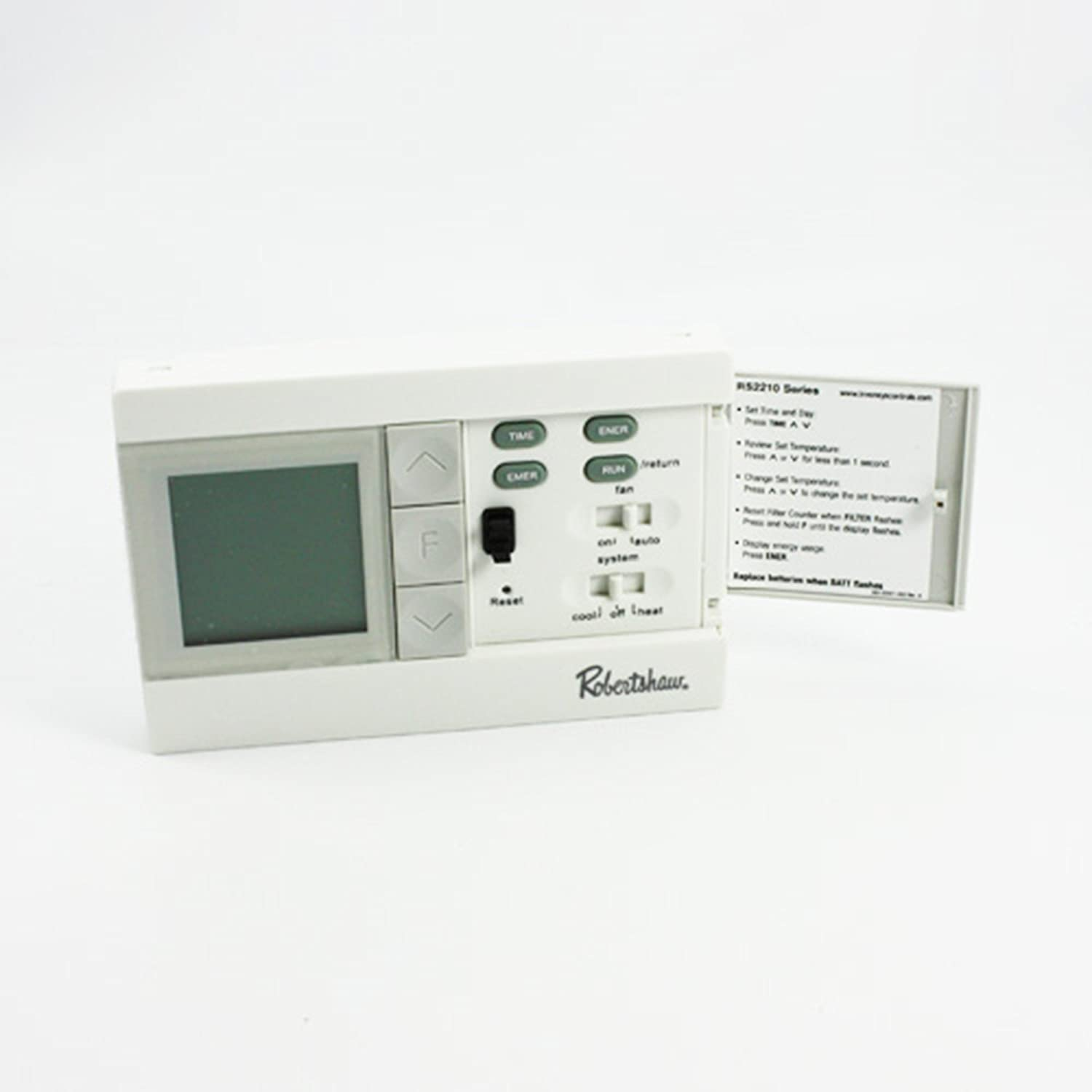PS2210 2 Heat/1 Cool Digital Non-Programmable Thermostat - Nonprogrammable Household Thermostats - Amazon.com