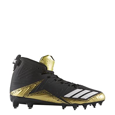 Adidas freak x carbon Mid cleat hombre 's football Core Negro Blanco