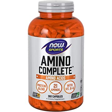 best NOW Sports Amino Complete reviews