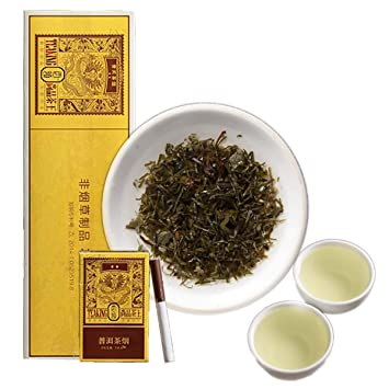 Yunling Shangpin Tea King puerh Tea Cigaretes no Tabaco no ...