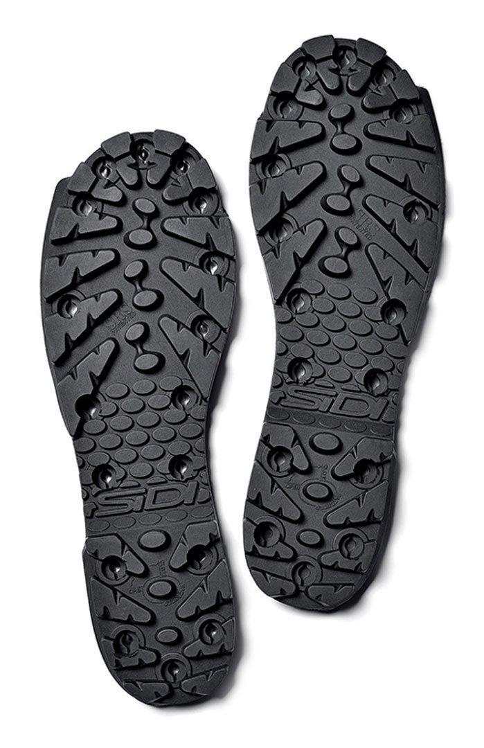 Sidi ricambio di stivali suole Cross Fire SRS Enduro E1, colore: nero