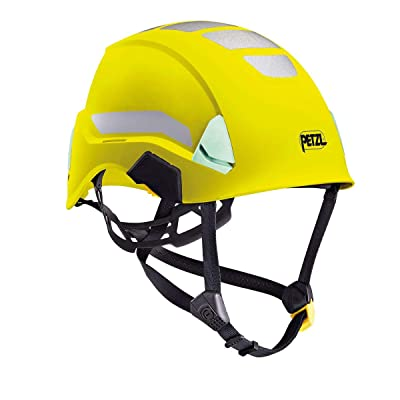 PETZL - Strato Hi-Viz, Yellow : Sports & Outdoors