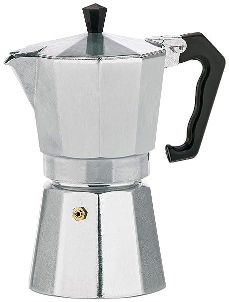 kela 10590 cafetera Italiana Aluminio - Cafeteras Italianas ...