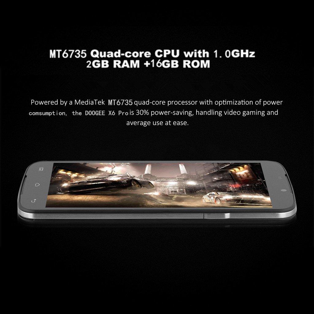 Doogee X6 Pro 55 Android 60 64bit Unlocked Fdd Lte Paket Access Control Fingerprint Door Lock Electronics