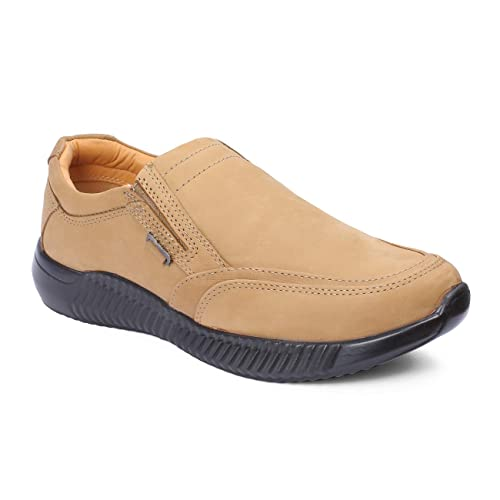 Leather Springer Casual Shoes for Men