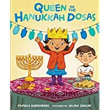 Queen of the Hanukkah Dosas