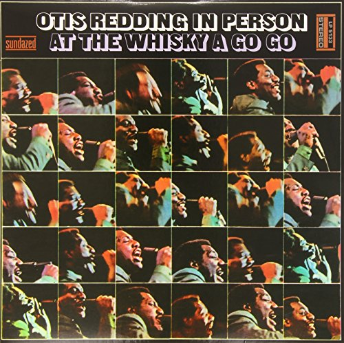 Otis Redding - In Person At The Whisky A Go Go [vinyl] - Zortam Music
