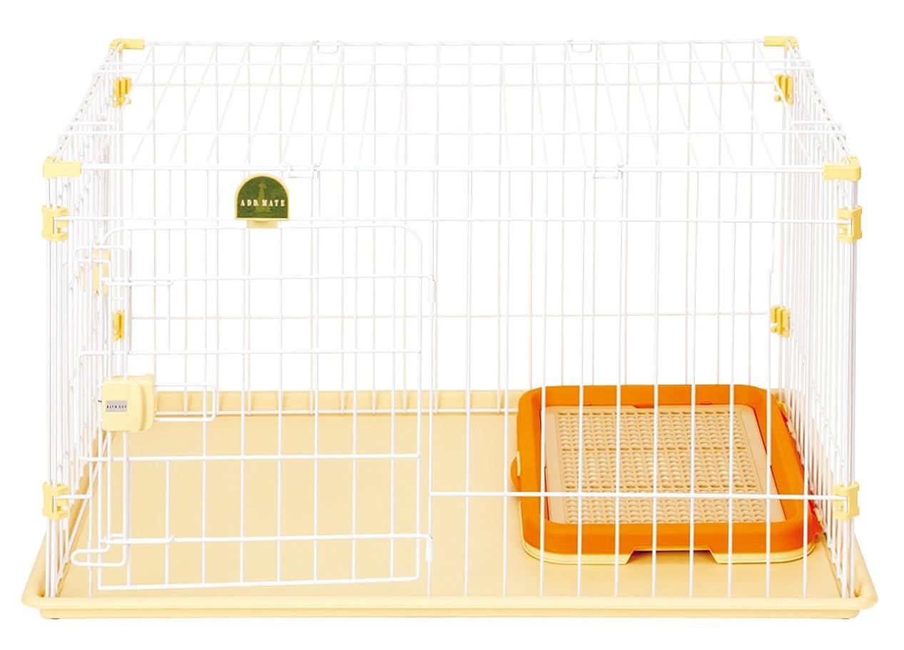肉の幅実施するリッチェル ペットサークルカバー 90-60(90×60cm) ブラウン