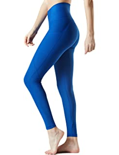 3665373adc65c QUEENIEKE Women Power Flex Yoga Pants Hidden Pockets Workout Running ...