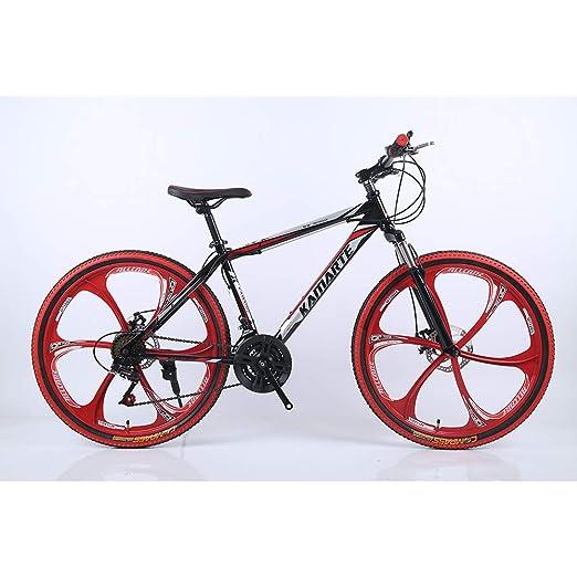 VANYA Bicicleta de montaña 26 Pulgadas 21/24/27 Velocidad ...