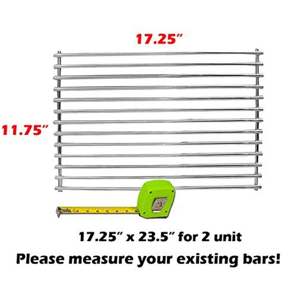 NITCHA14 Weber BBQ Replacement Stainless Steel Cooking Grid Grate by NITCHA14 (Image #3)