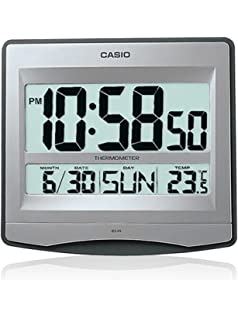 Buy Casio Digital Wall Clock ID155DF Online at Low Prices in