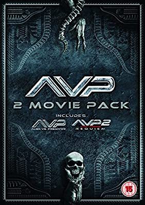 Alien Vs Predator Duopack DVD [Reino Unido]: Amazon.es: Movie ...