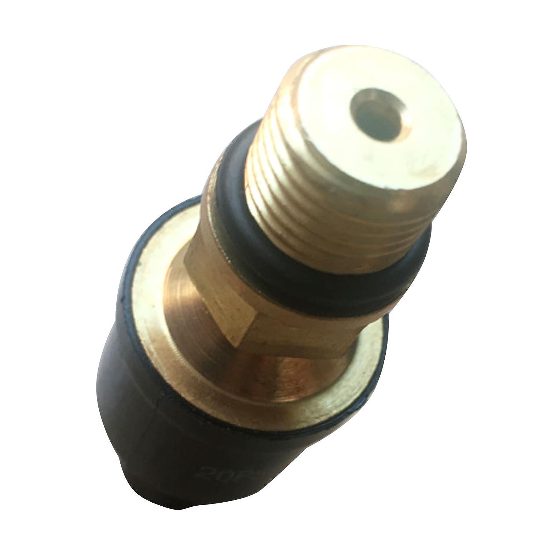 SINOCMP Pressure Sensor for Volvo EC210 EC240 Construction Equipment Excavator Parts 3 Month Warranty VOE14562193 14562193 Pressure Switch
