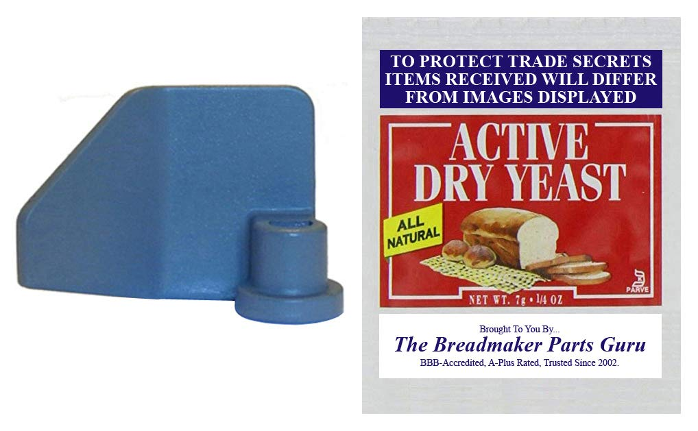 Amazon.com: Breadman Model TR2200C Kneading Paddle [See Pics ...
