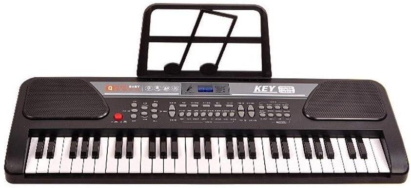 HXGL-piano Teclado For Principiantes De 61 Teclas For Niños ...