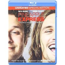 Pineapple Express (Unrated + BD Live) [Blu-ray] by Sony Pictures Home Entertainment