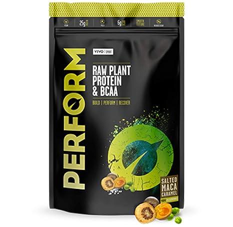 bcaa och protein