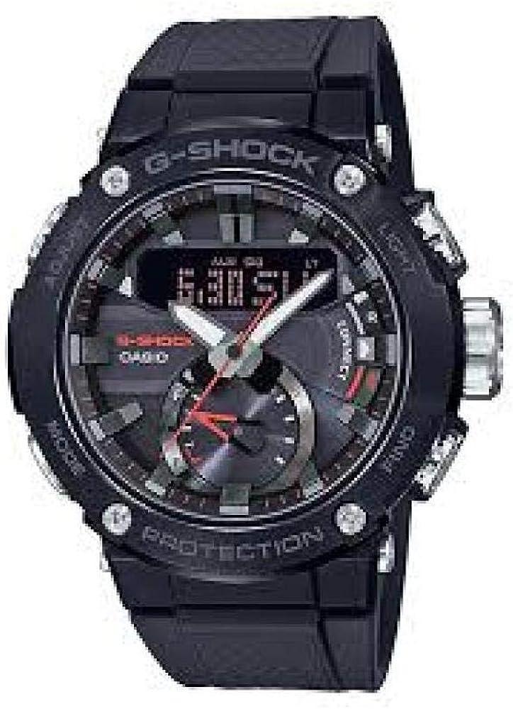 Reloj Casio GST-B200B-1AER Negro Acero 316 L Hombre