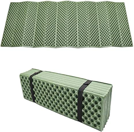 BKS Foam Egg Crate Sleeping Folding Pad