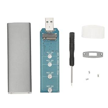 M.2 NGFF SSD SATA a USB 3.0 Convertidor Adaptador De Carcasa ...