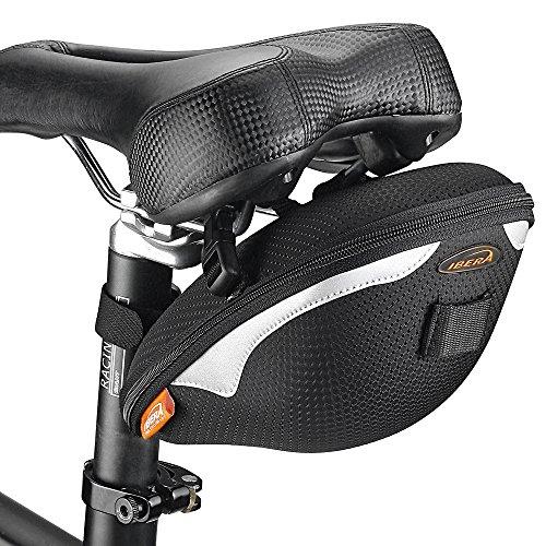 Ibera Bicycle Opening Reflective SeatPak product image