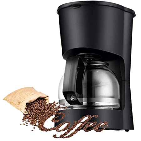 WXL - Cafetera de café (600 W, Totalmente automática, 0,6 L ...