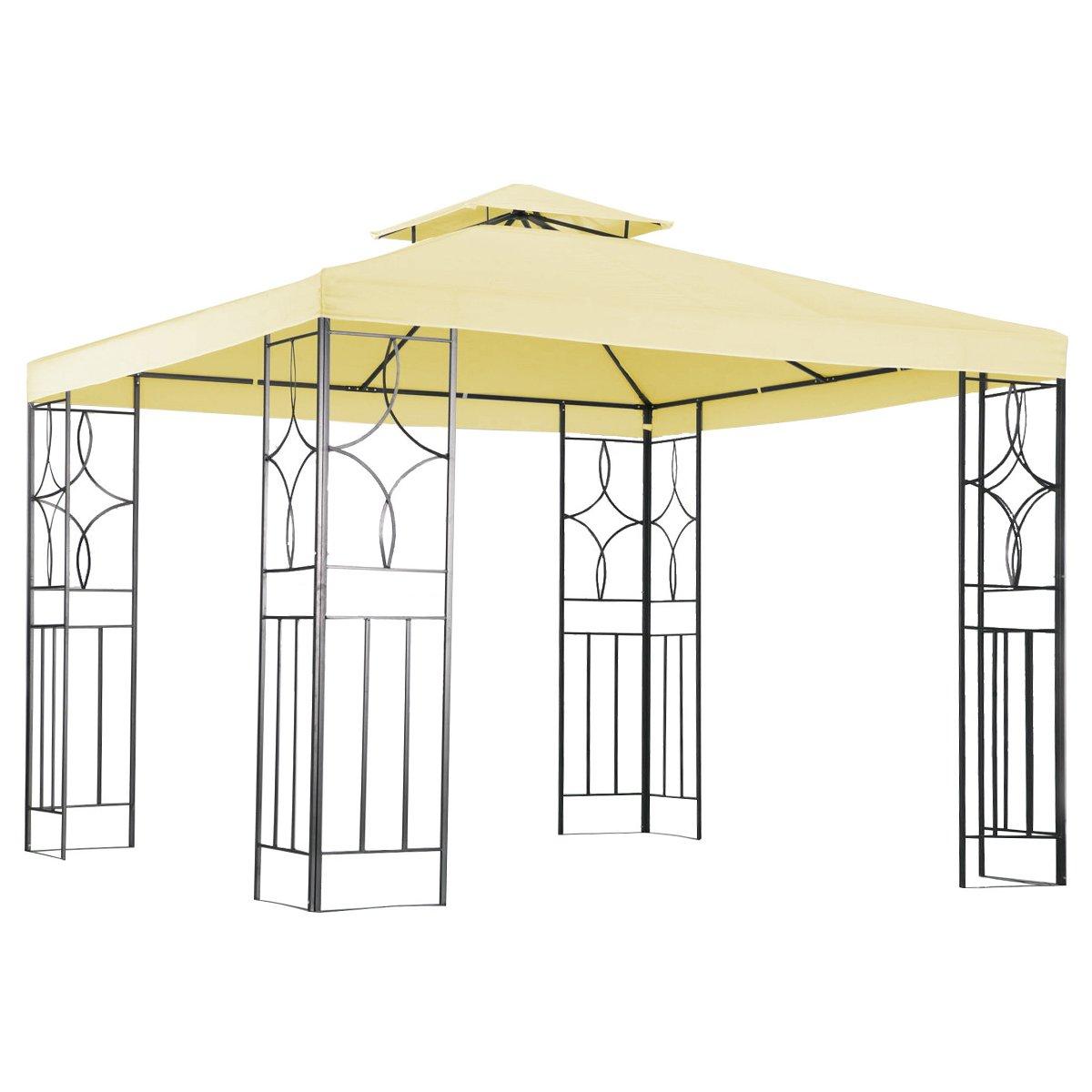 Amazon.de: Bentley Garden - Luxus-Pavillon für Party & Feiern ...