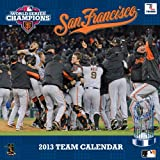 Turner 2012 World Series Champions San Francisco Giants Wall Calendar, January 2013 - December 2013 (8011362)