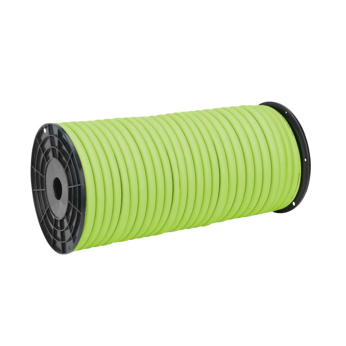 Flexzilla Pro Water Hose, Bulk Plastic Spool, 5/8 in. x 250 ft, Heavy Duty, Lightweight, ZillaGreen - HFZ58250YW by Flexzilla
