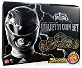 die cast zord - Bandai Saban's Mighty Morphin Power Rangers The Movie Legacy Limited Edition Ninjetti Die-Cast Coin Set with Exclusive MMPR Multi-Zord Morpher Pin