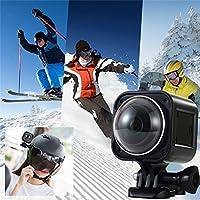 360° 4K Full HD, WIFI wide angle Waterproof Sport Action Camera
