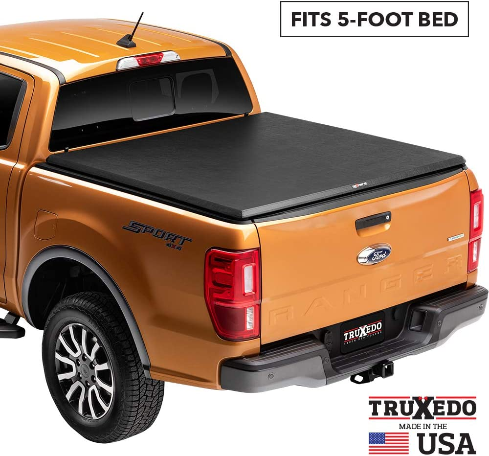 TruXedo TruXport Soft Roll Up Truck Bed Tonneau Cover (2005 - 2020 Nissan Frontier)