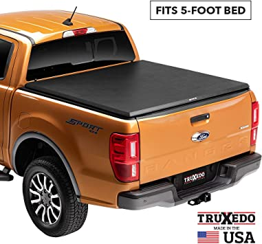 Amazon Com Truxedo Truxport Soft Roll Up Truck Bed Tonneau Cover 256001 Fits 16 20 Toyota Tacoma 5 Bed Automotive