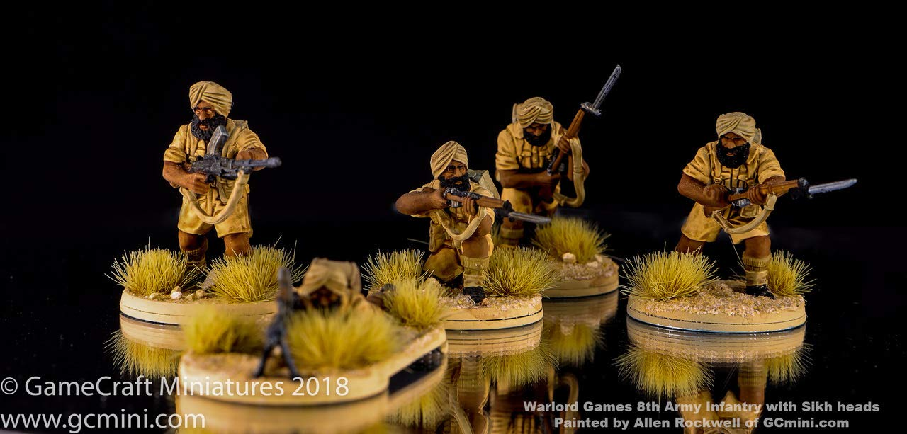 Warlord Games Bolt Action: 8th Army Starter Army