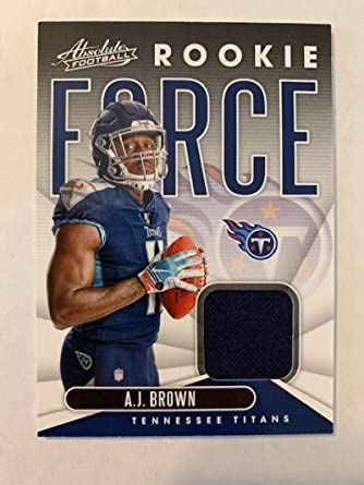 Absolute Rookie Force Relics Football