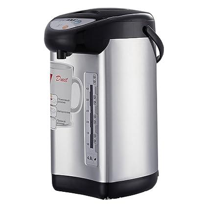 Vogvigo 4.8 Litro Dispensador de Agua caliente, Aislamiento de Acero Inoxidable Calentador de agua caliente