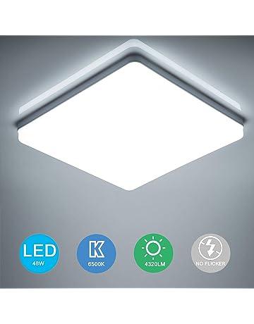 Amazon.es: Iluminación de techo: Iluminación: Lámparas de araña ...