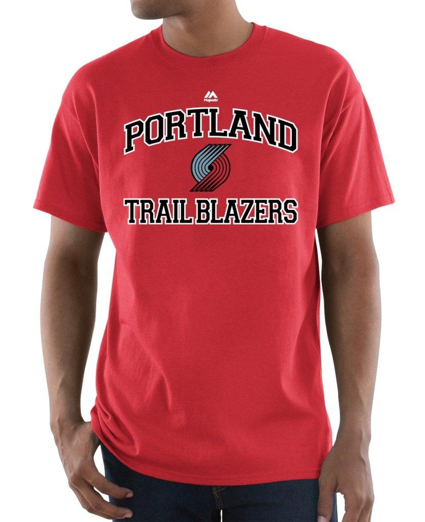 Portland Trail Blazers Nba Majestic