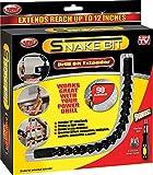 As Seen on TV SN-MC12 Snake Bit Drill Bit Extender