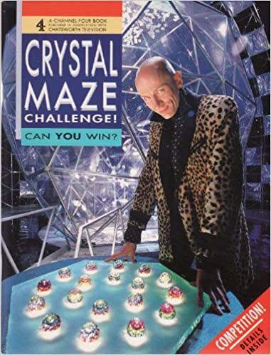 Book Crystal Maze Challenge!