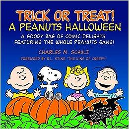 df636617 Trick or Treat: A Peanuts Halloween: Charles M. Schulz: 9780345464132:  Amazon.com: Books