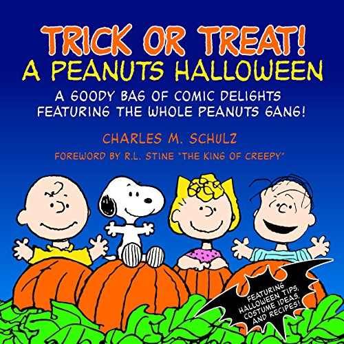 Trick or Treat: A Peanuts Halloween for $<!--$5.64-->