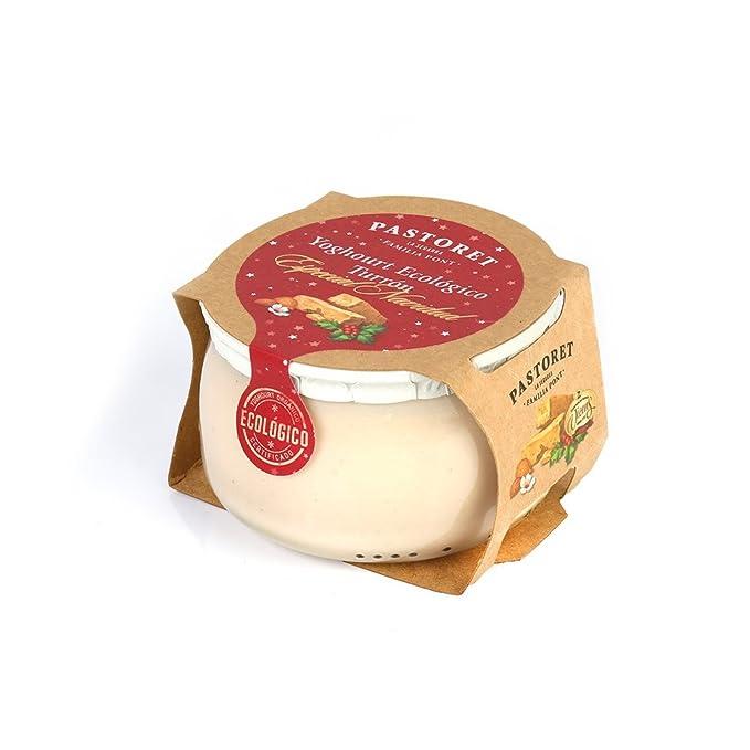 Pastoret Yogur Ecológico Turrón - 135 gr