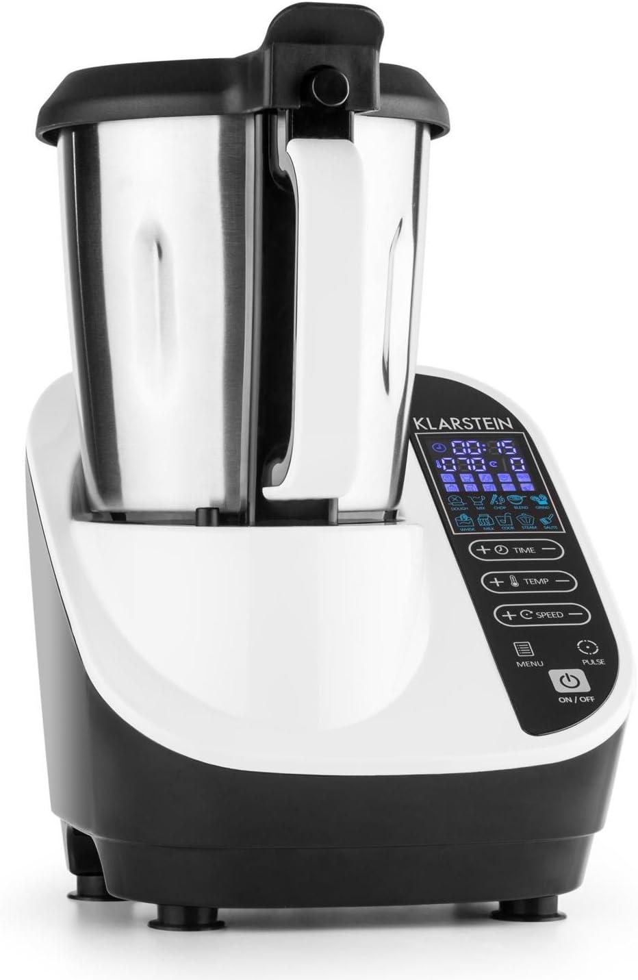 Klarstein Food Circus • Robot de cocina Blanche: Amazon.es: Hogar