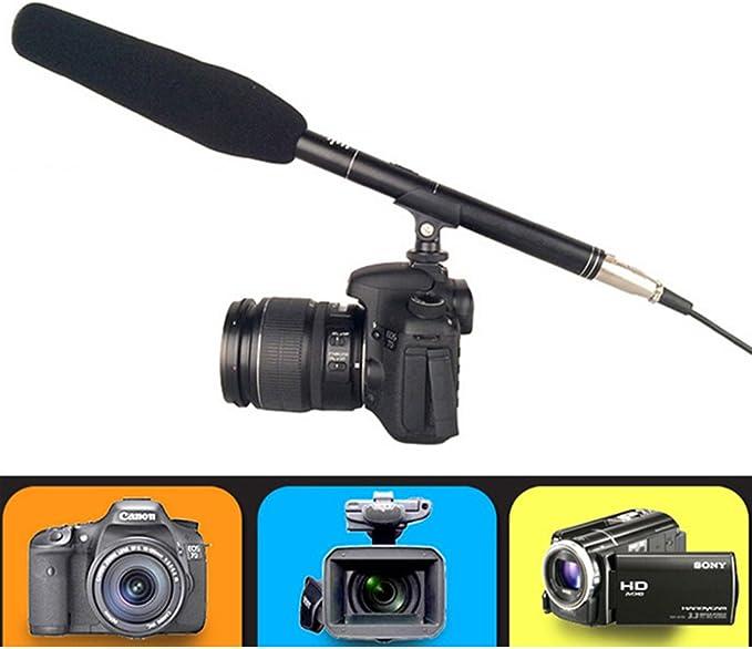 Entrevista micrófono, h-come 14.2 (cm escopeta Direccional ...