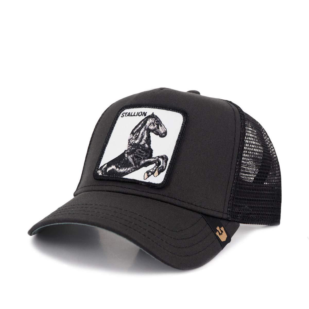 Goorin Bros. Cappello da Baseball Stallion GOB/_101-9991-BLK