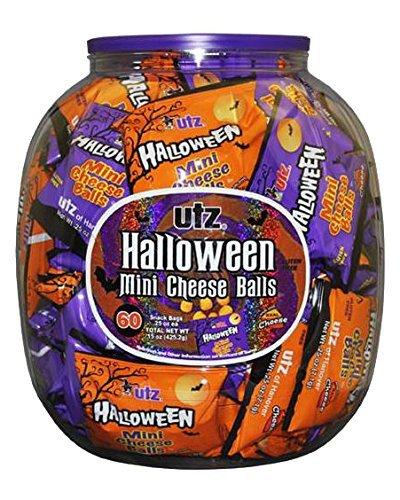 Utz Halloween Cheese Balls, 26 oz