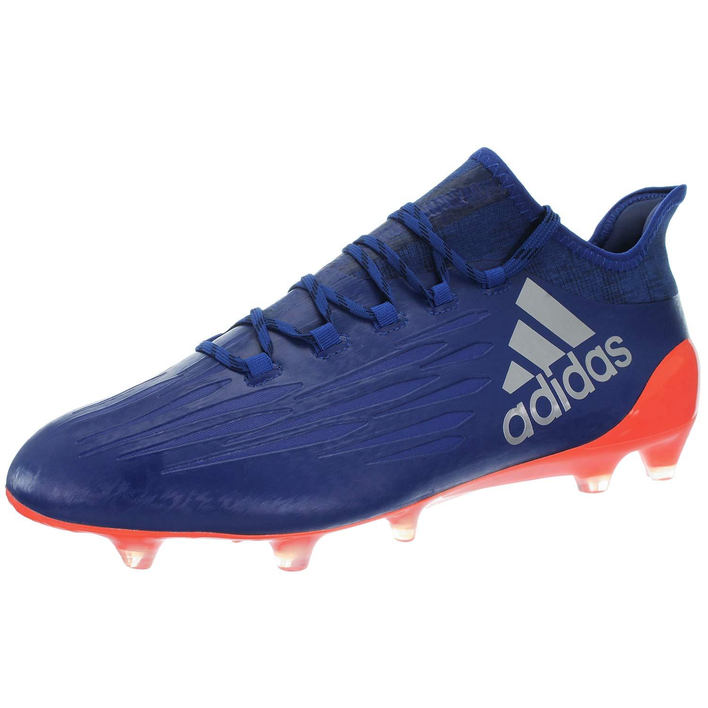 bleu - Croyal Silvmt Solrouge 41 1 3 EU adidas X 16.1 FG, Chaussures de Foot Homme